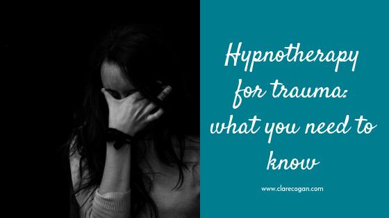 Hypnotherapy for trauma