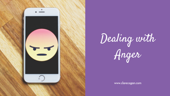 Hypnotherapy for anger